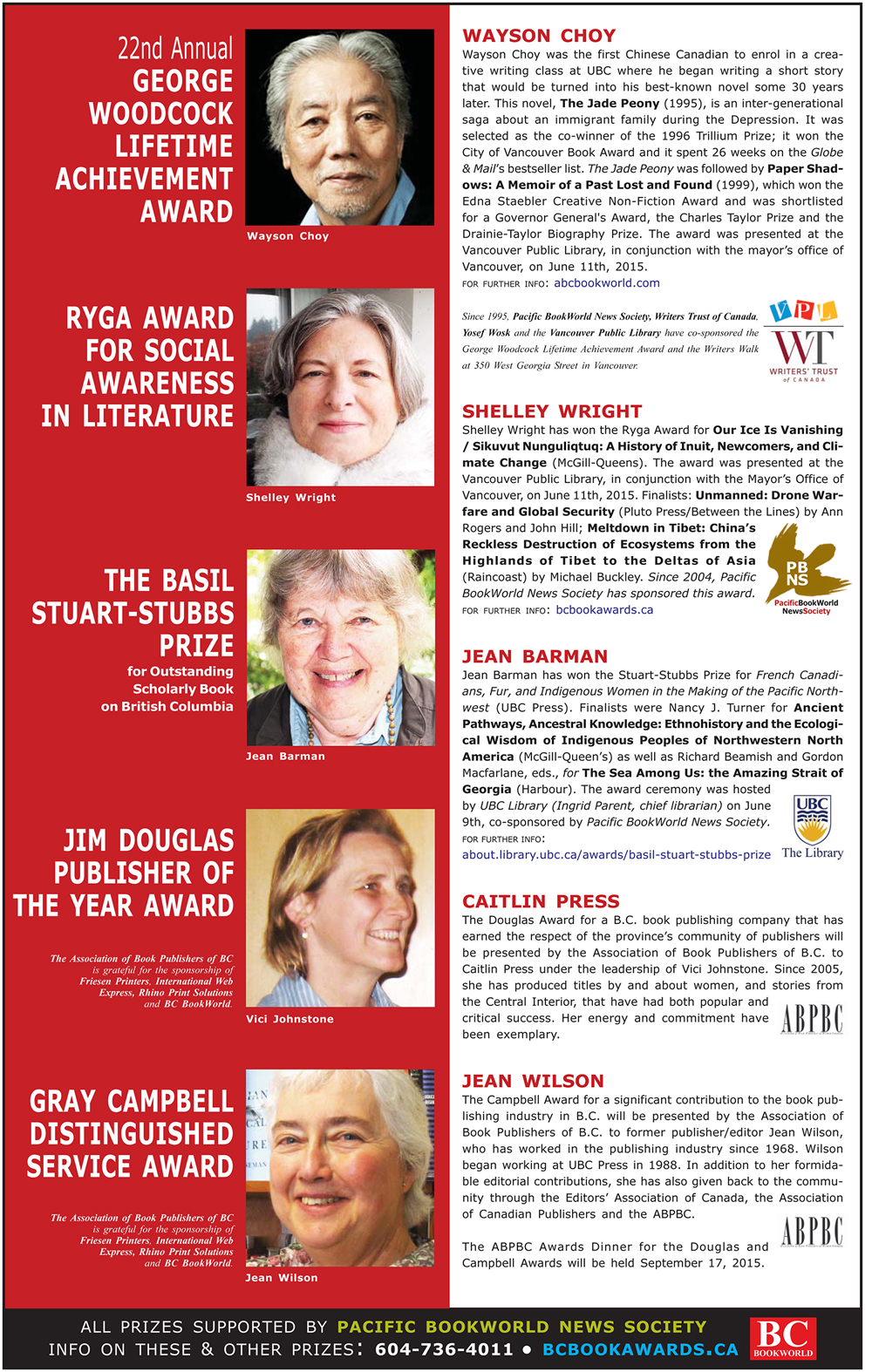 2015 Book Awards art for WEB.pmd